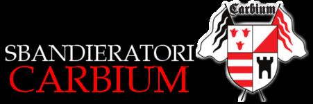Sbandieratori Carbium di Calvi dell'Umbria